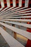 Jantar Mantar, retrato interior dos radiais de Deli Fotos de Stock