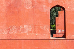 Jantar mantar walls Stock Images
