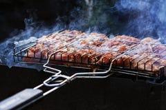 Jantar no país Imagem de Stock