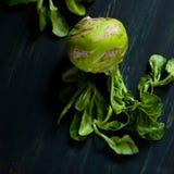 Jantar orgânico e saudável Fotos de Stock
