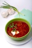 Jantar quente Imagem de Stock Royalty Free