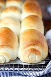 Jantar Rolls fotografia de stock