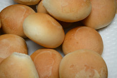 Jantar Rolls Foto de Stock