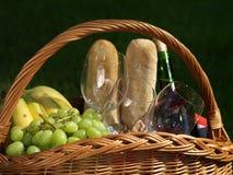 Jantar romântico para dois, close up Fotografia de Stock Royalty Free