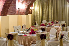 Jantar table07 Imagens de Stock