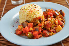 Jantar turco Fotografia de Stock Royalty Free