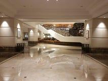 15. Januar 2017 Kuala Lumpur Im Blick des Hotels Sunway Putrael Sunway Stockbild