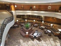 15 januari 2017, Kuala Lumpur In blik van Hotel Sunway Putrael Sunway Royalty-vrije Stock Afbeeldingen