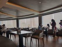 15 januari 2017, Kuala Lumpur In blik van Hotel Sunway Putrael Sunway Royalty-vrije Stock Foto