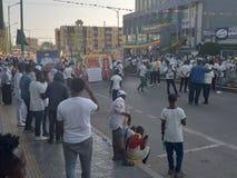 January 19, 2020 Addis Ababa on the eve of Ethiopian epiphany celebrations