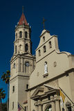 January 22,2017 Cathedral Basilica of St. Augustine Stock Photo