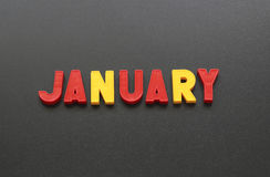 January Stock Images