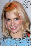 January Jones. At Mad Men at PaleyFest 2012, Saban Theater, Beverly Hills, CA 03-13-12 Royalty Free Stock Photography
