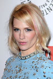 January Jones. At Mad Men at PaleyFest 2012, Saban Theater, Beverly Hills, CA 03-13-12 Royalty Free Stock Photos