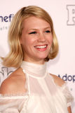 January Jones. At the 5th Annual Adopt-A-Minefield Gala, The Beverly Hilton Hotel, Beverly Hills, CA 11-15-05 Stock Photos