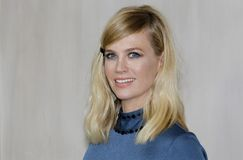 January Jones. At the Hammer Museum Gala In The Garden held at the Hammer Museum in Westwood, USA on October 14, 2017 Stock Images