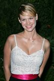 January Jones. At the 3rd Annual ' An Enduring Vision ' Fundraiser, Pelican Hill Golf Club, Newport Beach, CA 10-10-04 Royalty Free Stock Photography