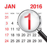 January 2016 Stock Photos