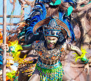January 24th 2016. Iloilo, Philippines. Festival Dinagyang. Unid Stock Images