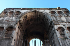 Janus arch Stock Photography
