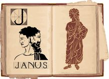 Janus Stock Photo