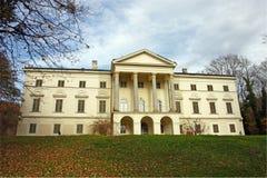 Janusevec slott royaltyfria bilder