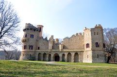 Januv castle. The Czech Republic Royalty Free Stock Image
