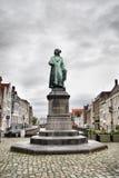 Janv. Van Eyck photographie stock libre de droits