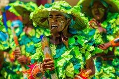 24 janvier 2016 Iloilo, Philippines Festival Dinagyang Unid Photographie stock