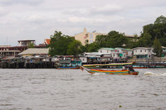 Jao Pha Ya flod Arkivfoton