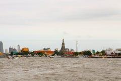 Jao Pha Ya flod Royaltyfria Bilder