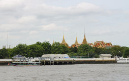 Jao Pha Ya flod Arkivbild