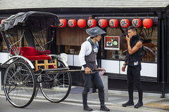 Japão Arashiyama fotografia de stock royalty free