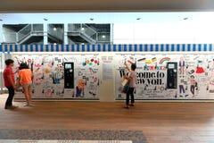 Japão: Cacifos a fichas Imagens de Stock