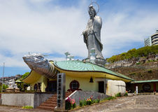 japão despido Templo de Fukusai Imagens de Stock