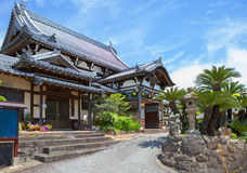 japão despido Templo de Fukusai Foto de Stock