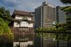 Japão entre a tradição e a modernidade foto de stock