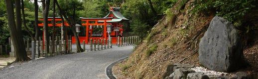 Japão exótico Fotografia de Stock Royalty Free