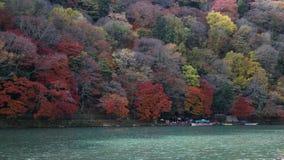 Japão Kyoto Arashiyama Fotografia de Stock