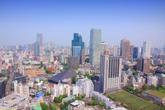 Japão - Tokyo Fotografia de Stock