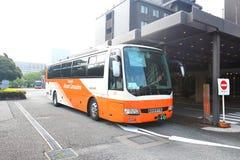 Japón: Autobuses de limusina del aeropuerto Imagenes de archivo