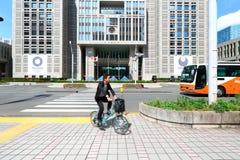 Japón: Autobuses de limusina del aeropuerto Foto de archivo