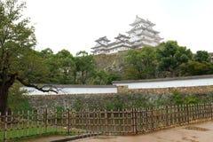 Japón: Castillo de Himeji imagenes de archivo