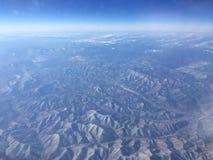 Japón del avión Imagenes de archivo