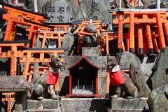 Japón - Fushimi Inari Imágenes de archivo libres de regalías