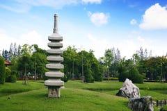 Japón graden Imagenes de archivo