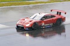 Japón GT estupenda 2009 - personas Hazemi Motorsports fotos de archivo