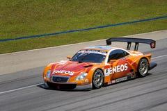 Japón GT estupenda 2009 - personas Le Mans Eneos de Lexus Fotografía de archivo