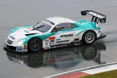 Japón GT estupenda 2009 - personas Petronas TOM de Lexus Imágenes de archivo libres de regalías