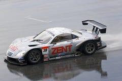 Japón GT estupenda 2009 - personas Zent Cerumo de Lexus Foto de archivo libre de regalías
